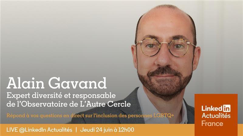 Interview d'Alain Gavand, Expert Diversité à L'Autre Cercle