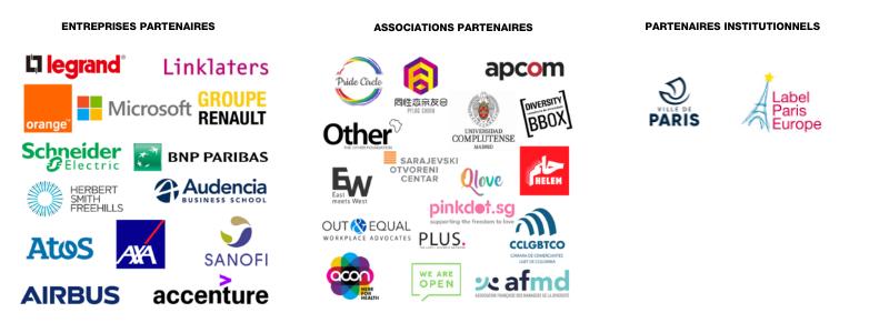 Partenaires du Projet Odyssey pour le Human Rights Forum