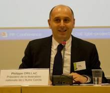 Philippe Orillac : Président Fédération Nationale Autre Cercle