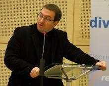 Mathieu Cahn : Adjoint au Maire de Strasboug chargé de la vie associative et de la lutte contre les discriminations