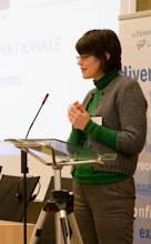 Ina Vandenberghe : Département des Migrations au centre belge pour l'Egalité