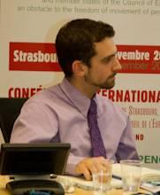 Bruno Selun : Secretaire Intergroupe LGBT au parlement européen