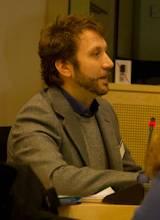 Matteo Bonini Baraldi : Program Manager à la FRA