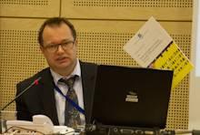 Dag Robin Simonsen : Unité de Questions LGBT au Conseil de l'Europe