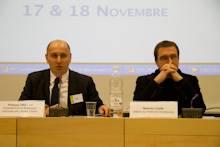 Philippe Orillac, Président Autre Cercle et Mathieu Cahn, Adjoint au Maire de Strasboug